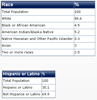 2011 arizona race diversity