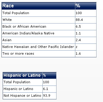 2011 wisconsin race diversity